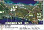 Posisi Kabupaten Kulon Progo dan Jalur Gempa Merusak Di Jawa Tengah dan DIY